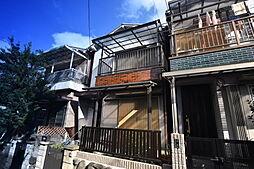 [一戸建] 大阪府柏原市田辺1丁目 の賃貸【/】の外観