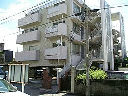 小松原マンション[4階]の外観