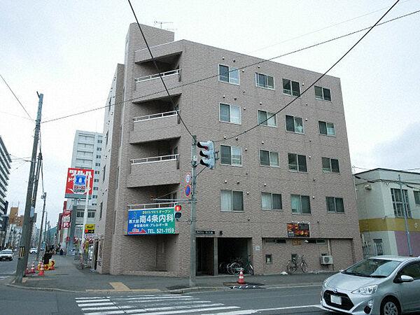 リベルティ医大前 3階の賃貸【北海道 / 札幌市中央区】