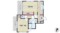 洗足駅 12.5万円