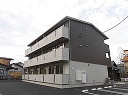 (仮)D−room刈谷市矢場町 B棟[307号室]の外観