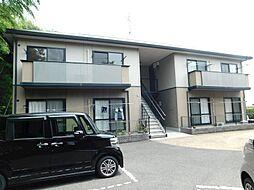 福岡県北九州市門司区白野江2丁目の賃貸アパートの外観