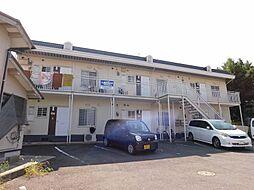 福岡県北九州市八幡西区高江2丁目の賃貸アパートの外観