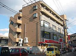 ベルヴィル[5階]の外観