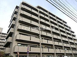 サーパス津高台通り二番館[5階]の外観