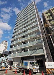 大阪府大阪市浪速区桜川2の賃貸マンションの外観
