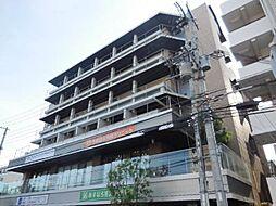 兵庫県尼崎市南武庫之荘1丁目の賃貸マンションの外観