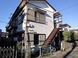 神奈川県大和市林間2丁目の賃貸アパートの外観