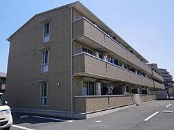 エクセルコートF[2階]の外観