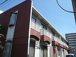 千葉県柏市南柏2丁目の賃貸アパートの外観