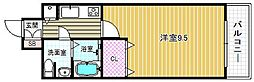 AISAII[2階]の間取り