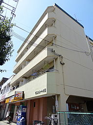 ゼニスコート大正[3階]の外観