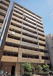 プレサンス上町台東平[7階]の外観