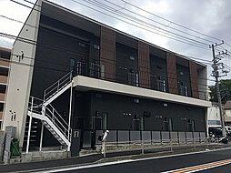 リブタス東富岡[104号室]の外観