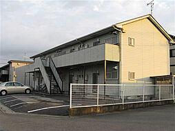岩田ハイツI[201号室]の外観