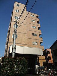 東京都江戸川区東葛西4丁目の賃貸マンションの外観