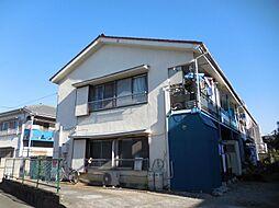 田園荘[2F-8号室]の外観