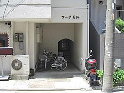 コーポ美鈴[3階]の外観