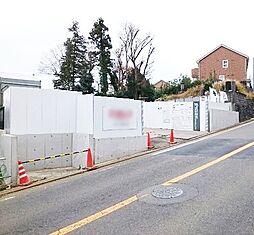 神奈川県藤沢市石川の賃貸アパートの外観