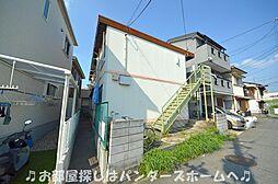 大阪府枚方市牧野阪1丁目の賃貸アパートの外観