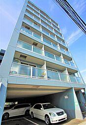 ロイヤルアネックス連坊[4階]の外観