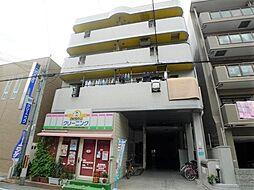 大阪府東大阪市森河内東1丁目の賃貸マンションの外観