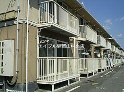 コーポラスYOU B棟[2階]の外観