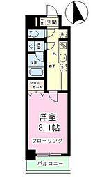 NST building II[203号室]の間取り
