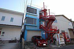広島県広島市南区翠4丁目の賃貸マンションの外観