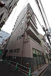 東京都中央区銀座3丁目の賃貸マンションの外観