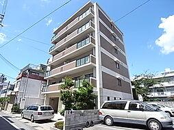 兵庫県明石市西明石南町2丁目の賃貸マンションの外観