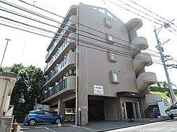 福岡県北九州市八幡西区浅川台1丁目の賃貸マンションの外観