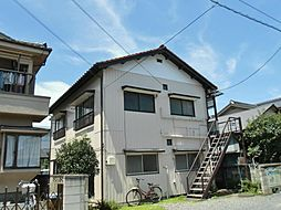 石橋荘[201号室号室]の外観