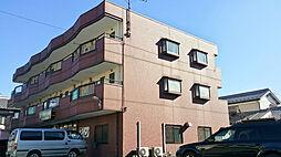 埼玉県桶川市若宮2丁目の賃貸アパートの外観