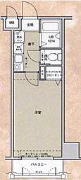アクタス博多[5階]の間取り
