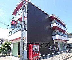 大阪府枚方市尊延寺2丁目の賃貸マンションの外観