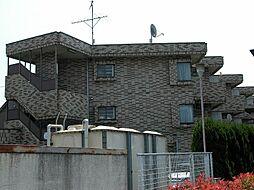 モンレーヴ多摩[3階]の外観