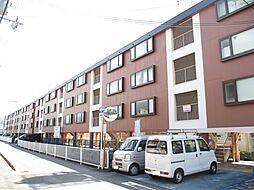 大阪府高槻市緑町の賃貸マンションの外観