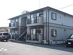 サンガーデンオヤマB(ペット可)[1階]の外観
