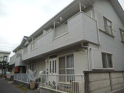 神奈川県茅ヶ崎市本村3丁目の賃貸アパートの外観