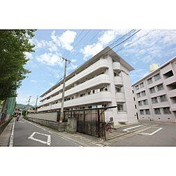 橋川マンション[101号室]の外観