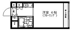 ベルトピア志木II[2階]の間取り