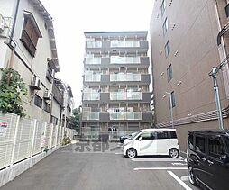 京都府京都市右京区梅津石灘町の賃貸マンションの外観