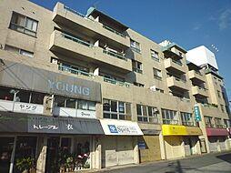 米田第一ビル[4階]の外観
