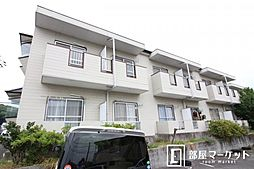 名鉄豊田線 浄水駅 4.2kmの賃貸アパート