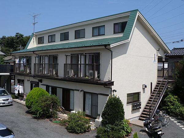 AMハイツ 2階の賃貸【東京都 / 多摩市】