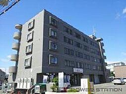 北海道千歳市北陽1丁目の賃貸マンションの外観