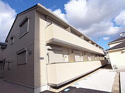 フロントハウス[B102号室]の外観
