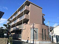 兵庫県尼崎市上ノ島町2丁目の賃貸アパートの外観