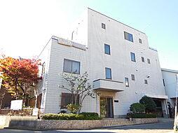浜川ビル[402号室]の外観